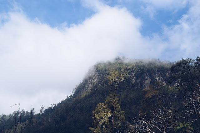 Watu Rejeng Gunung Semeru