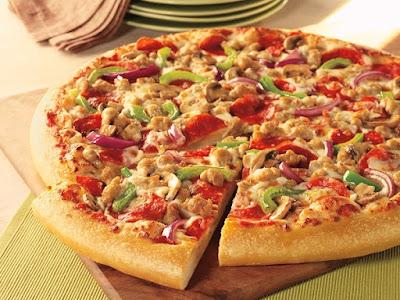 Resep Pizza Spesial Empuk dan Lembut