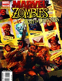 Marvel Zombies/Army of Darkness