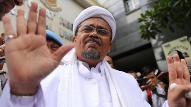 Kemlu RI Bantah Beri Jaminan Pembebasan Habib Rizieq di Arab Saudi