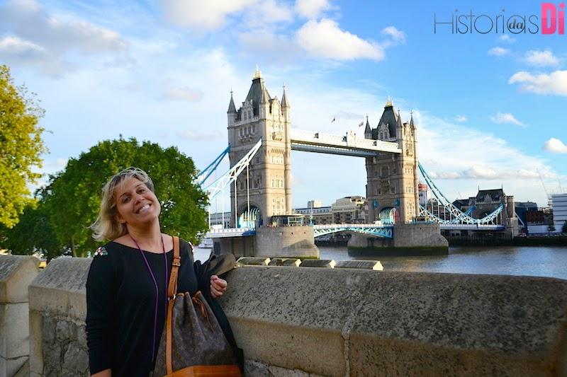 Di completamente apaixonada pela arquitetura da ponte!