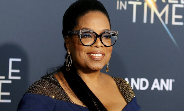 Oprah Winfrey Inks Content Deal With Apple