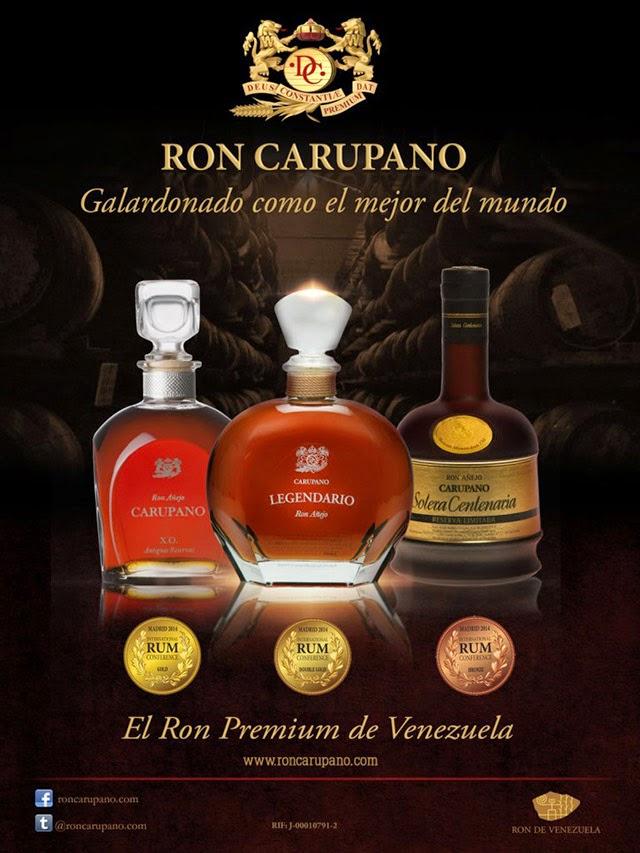 mejor ron del mundo venezolano 2014 cata madrid