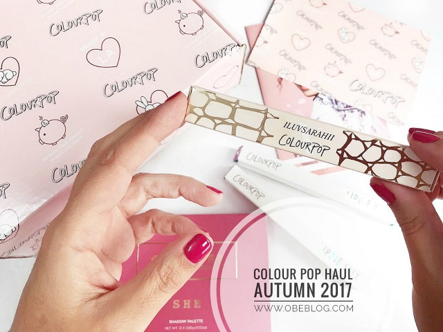 COLOURPOP_HAUL_AUTUMN_2017_ObeBlog