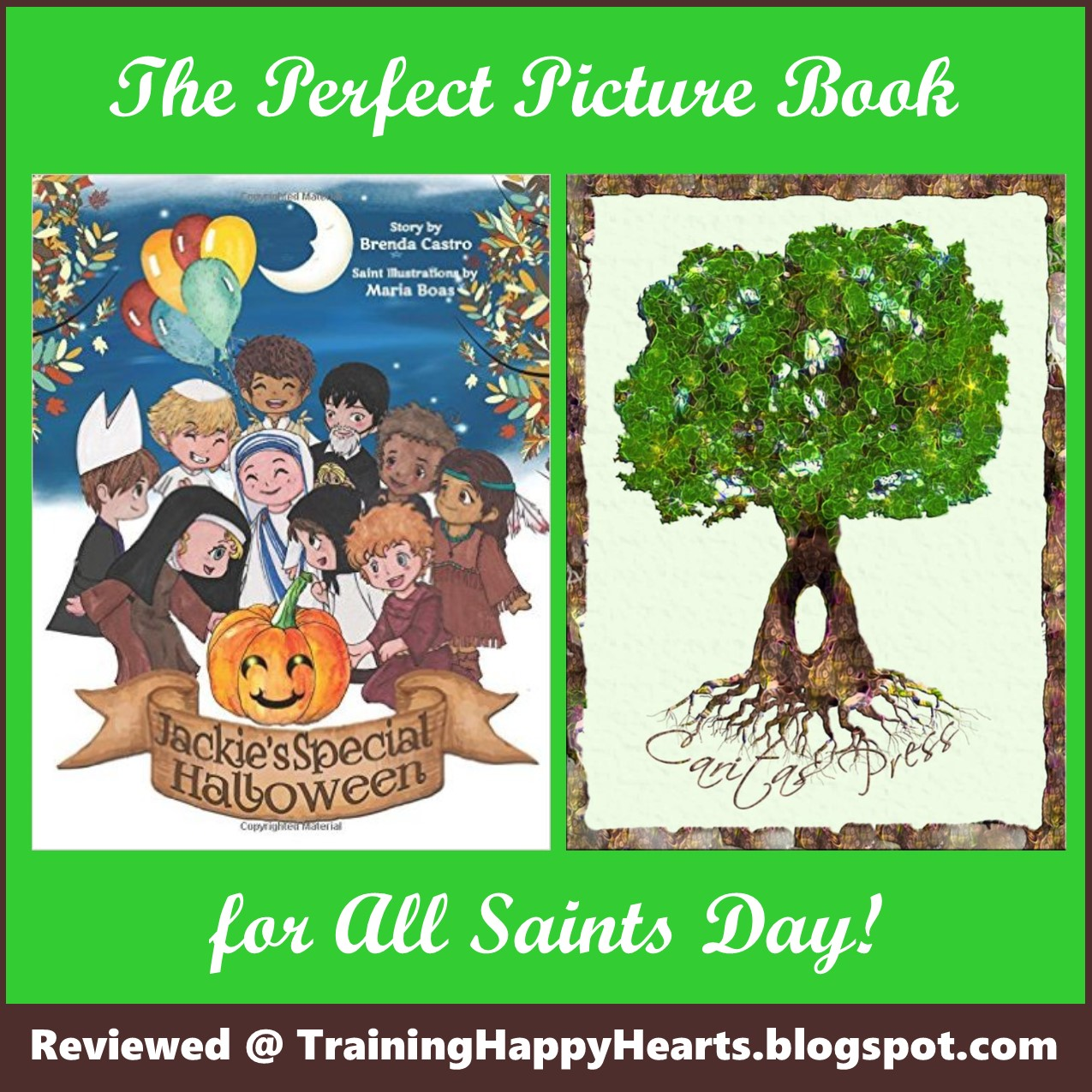 Training Happy Hearts A Must Have Picture Book For All