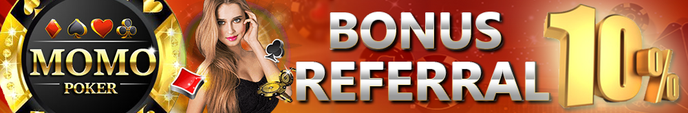 Bonus Referral Poker Online Indonesia