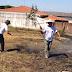 Equipe do IDEC CEOTAN age rápido e controla incêndio