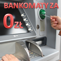 Konta i karty wypłaty za 0 zł bankomaty za darmo