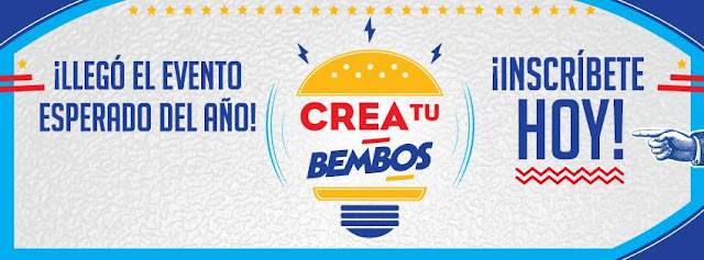 Concurso Crea tu bembos 2015