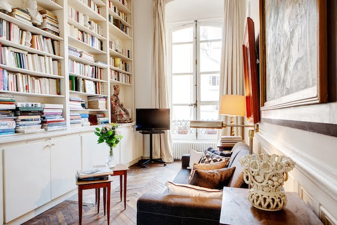 Luxury Apartment Louvre Paris