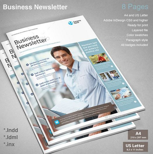 65. Business Newsletter