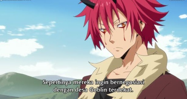 Tensei shitara Slime Datta Ken Episode 10 Sub Indo