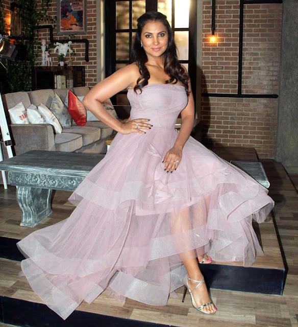 Lara Dutta at Miss Diva Contest 2017