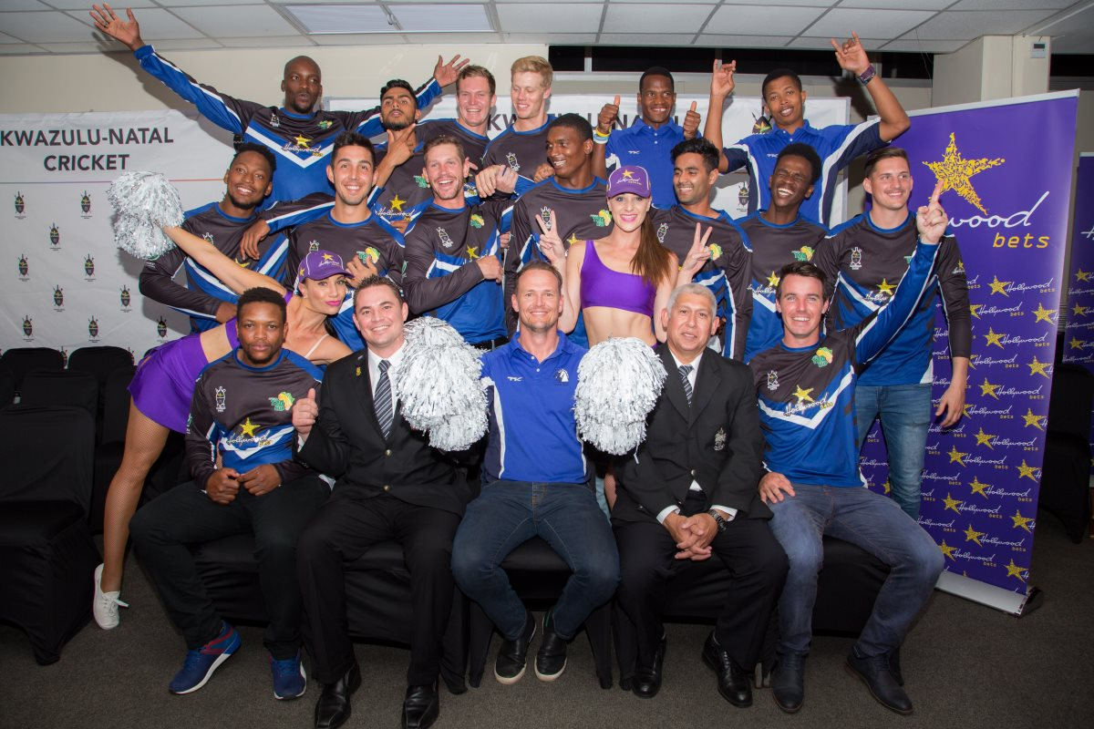 Hollywoodbets KZN Inland - Africa T20 Cup Champions - Cricket - Winners