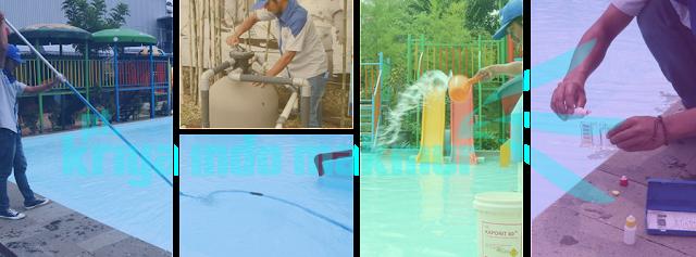 perawatan kolam, pool maintenance