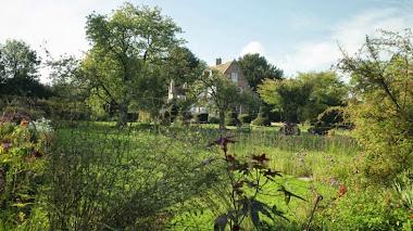 Casa y jardín de novelistas: Lucy Boston