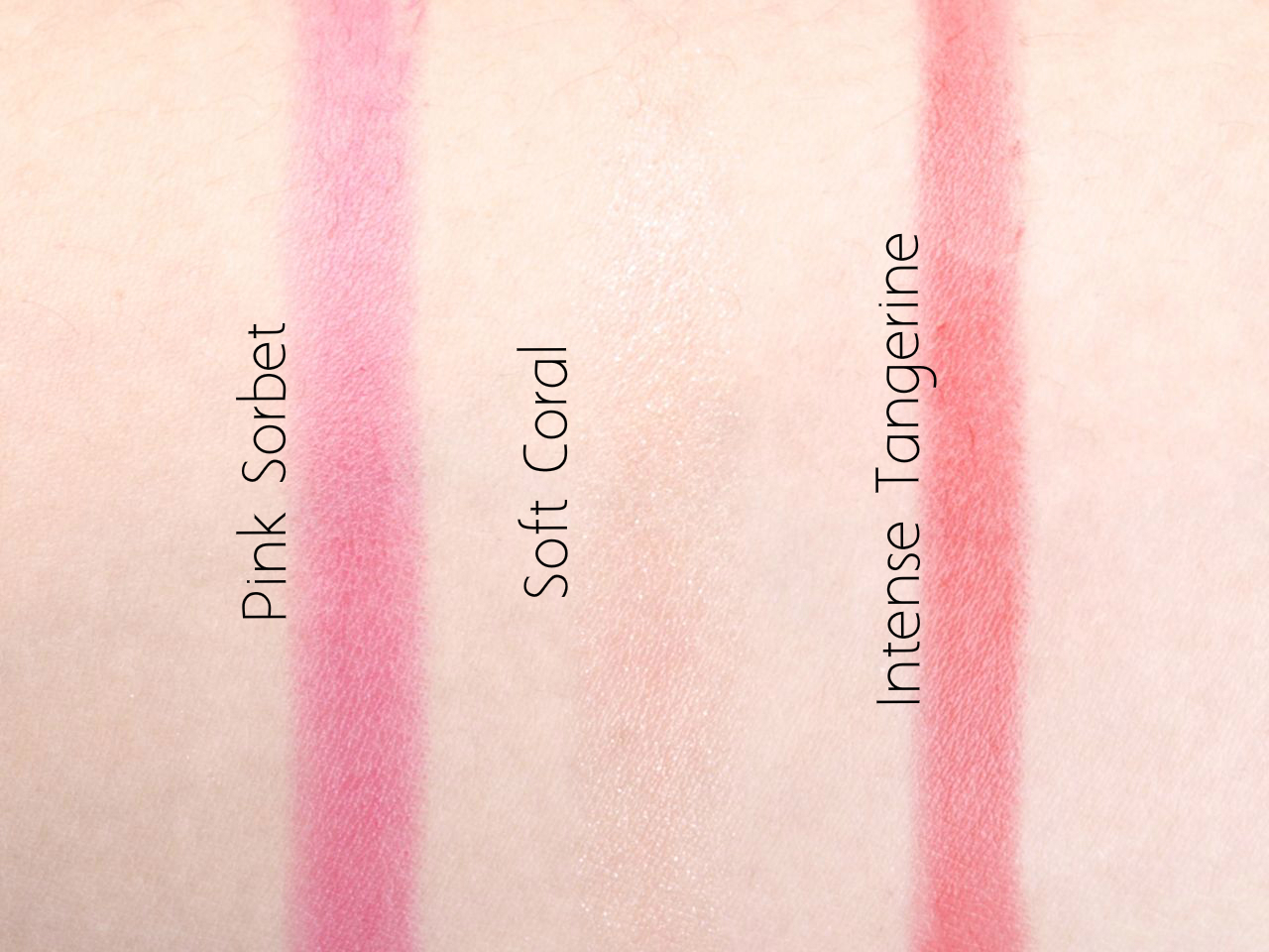 Yves Rocher Summer Creations 2015 Raideant Lip Crayon: Review and Swatches