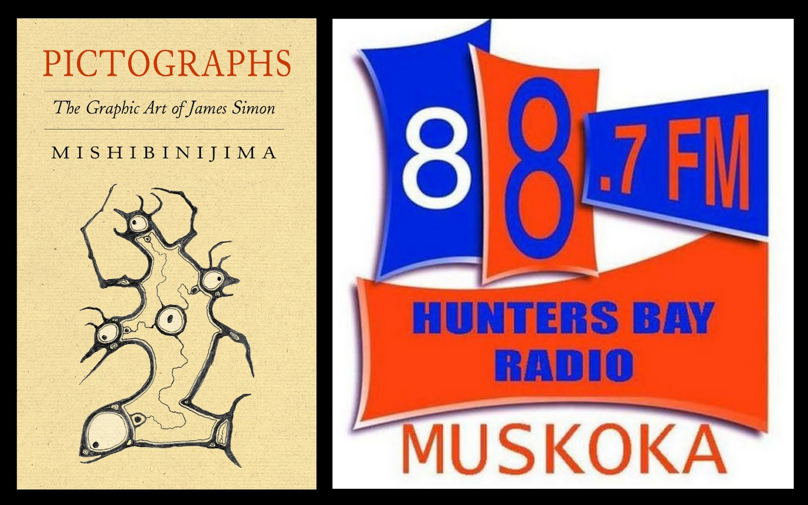 HUNTERS BAY RADIO STATION BOOK INTERVIEW, MUSKOKA, ONTARIO