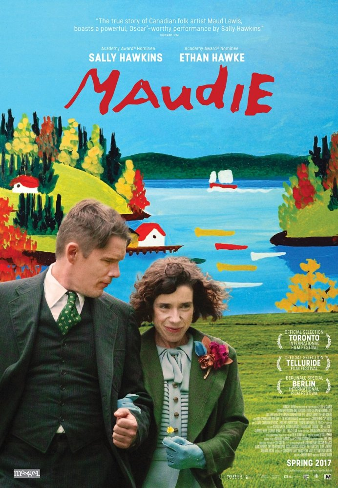 Watch Maudie (2017) Online