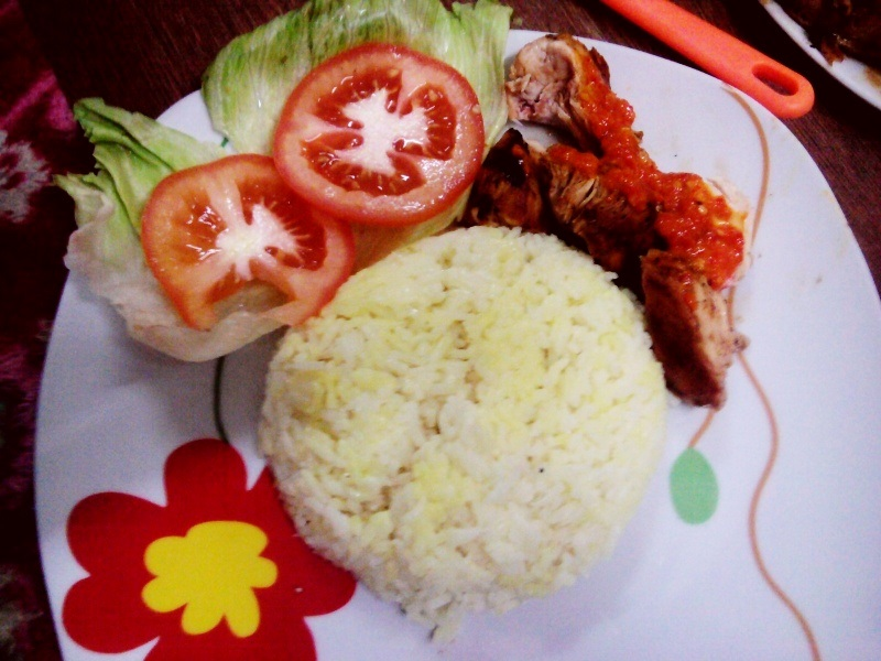 Resepi Nasi Ayam Uncle Jack - Various Daily