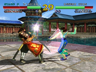 Soul Calibur+arcade+game+portable+3d+fighter+sword+download free