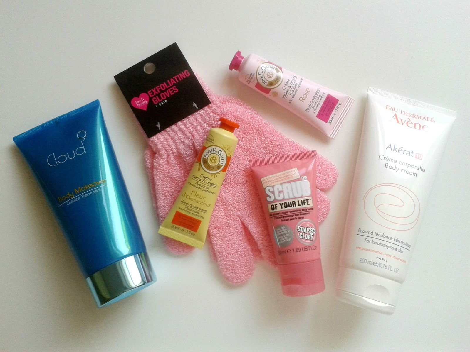 Get Ready For Summer: Body Review Soap & Glory Avene Roger & Gallet Cloud 9 Forever 21 Ellis Tuesday's Summer Sun-days: Body
