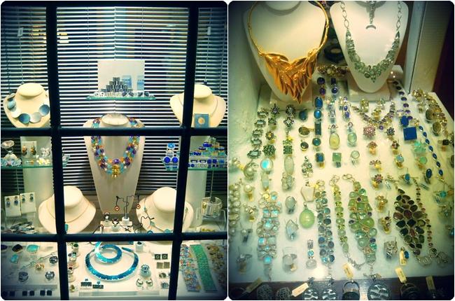 Oia jewelry shops