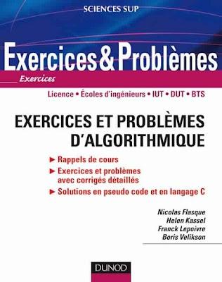 Télécharger Livre Gratuit Exercices et problèmes d'algorithmique pdf