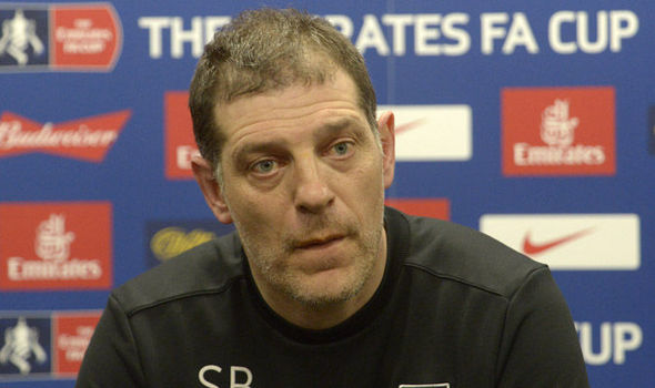 Slaven Bilic says Manchester United's strikers aren't as good as in the past