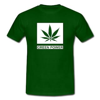 Koszulka Green Power