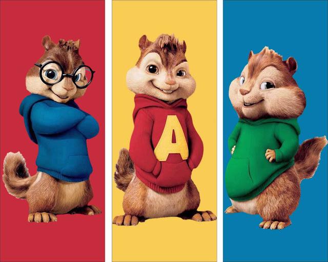 Sessão da Tarde  exibir o filme Alvin e os Esquilos 3 - 18/12/2017