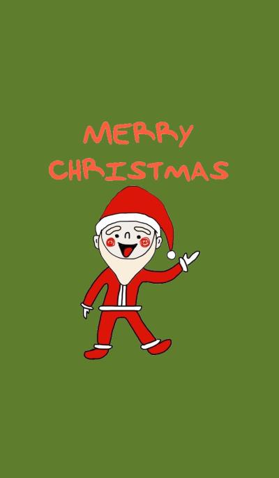 Santa, Merry Christmas 2018