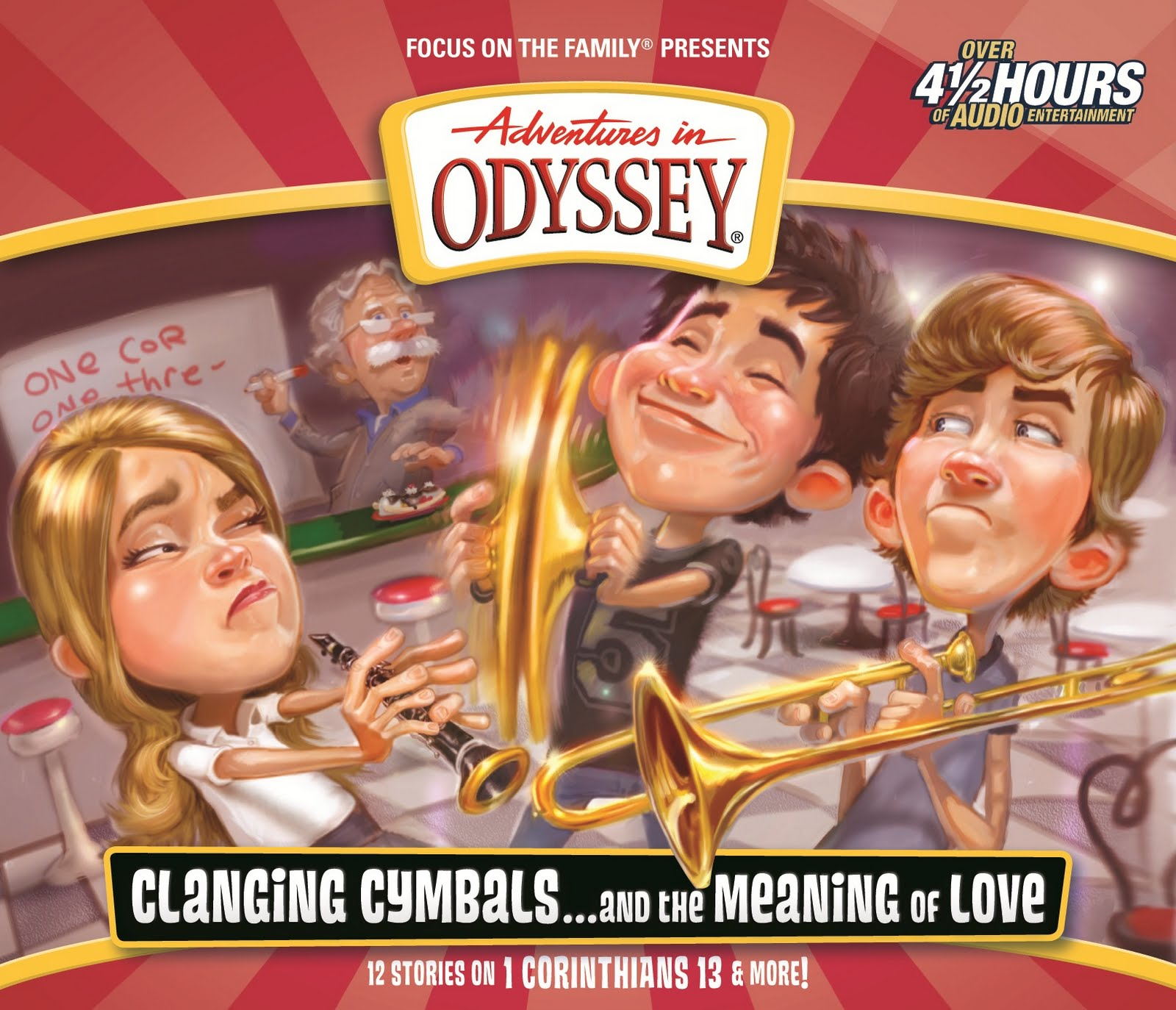Episode Titles For Album 54 The Adventures In Odyssey Blog