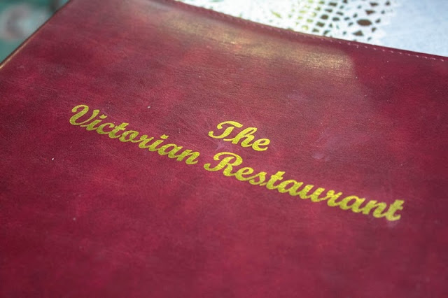 Independent Brum for students: Victorian Restaurant