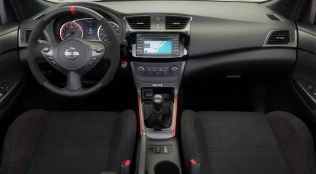 Nissan Sentra Nismo 2018 Specs
