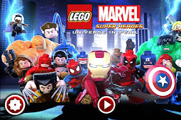 How to Download and Play Game LEGO Marvel Super Heroes 1 on Computer PC or Laptop