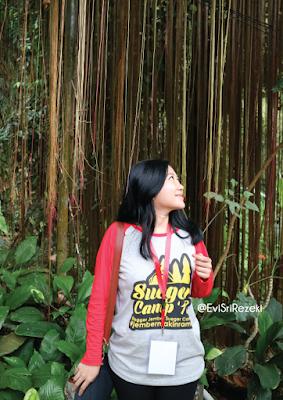 Menjelajahi Taman Botani Sukorambi Jember