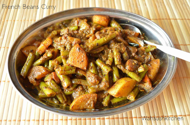 French beans Curry