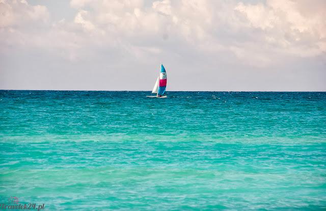Białe plaże