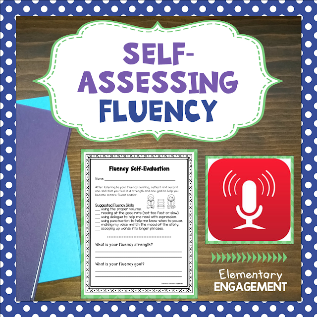 Free fluency self-evaluation form