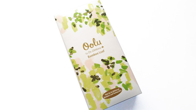 Oolu Bamboo Leaf Toning Mist