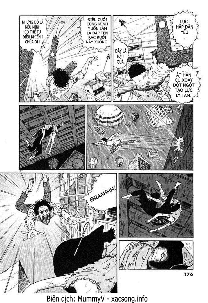 Jigokusei Lemina chap 5 trang 10