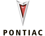 Logo Pontiac marca de autos