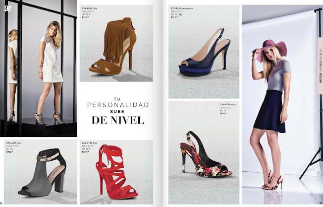 Zapatos Andrea  sandalias 2018 calzado