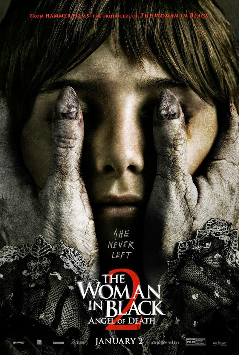 The Woman in Black 2 - Η Γυναίκα με τα μαύρα 2 : Angel of Death (2014) HDRip ταινιες online seires oipeirates greek subs