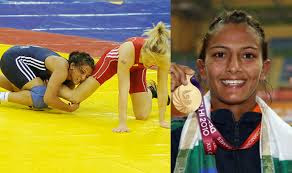 Geeta Kumari Phogat gold medal Commonwealth 2010: The Real Dangal (दंगल)