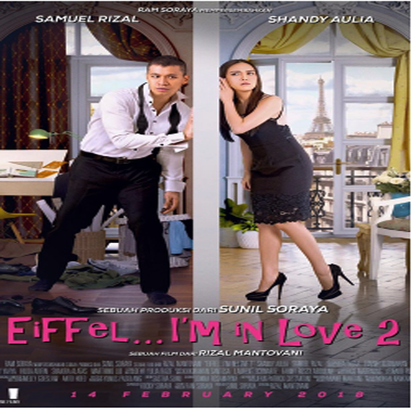 Eiffel I'm in Love 2, Eiffel I'm in Love 2 Synopsis, Eiffel I'm in Love 2 Trailer, Eiffel I'm in Love 2 Review, Poster Eiffel I'm in Love 2