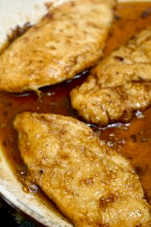 Honey Garlic Chicken Breasts: Savory Sweet and Satisfying