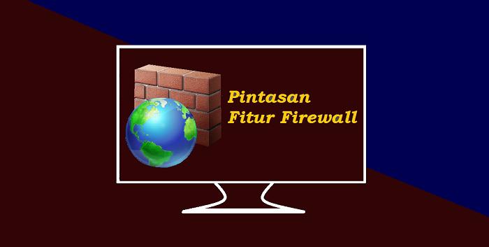 Cara Buat Pintasan Untuk Mengaktifkan dan Mematikan Firewall