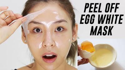 Cara Membuat Masker Alami dari Telur Kulit Wajah Cerah Merona Cantik